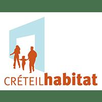 logo creteil habitat